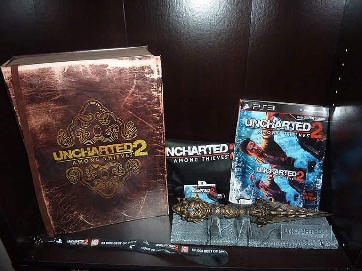Uncharted 2: Fortune Hunter Edition за 12.000$ - Изображение 1