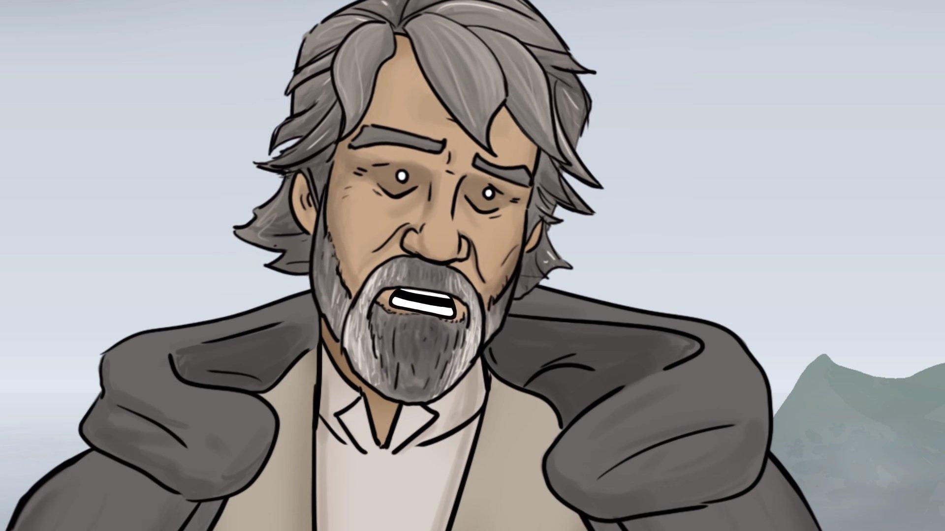 Как должен был бы закончится седьмой эпизод Звездных Войн - Изображение 3