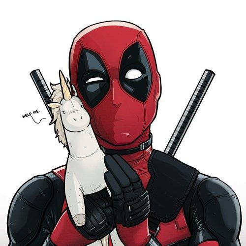 Deadpool gon' give it to Ya. - Изображение 5
