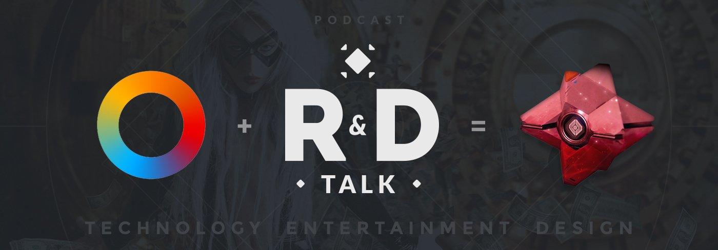 Подкаст R&D Talk #10 — Безусловный доход - Изображение 1