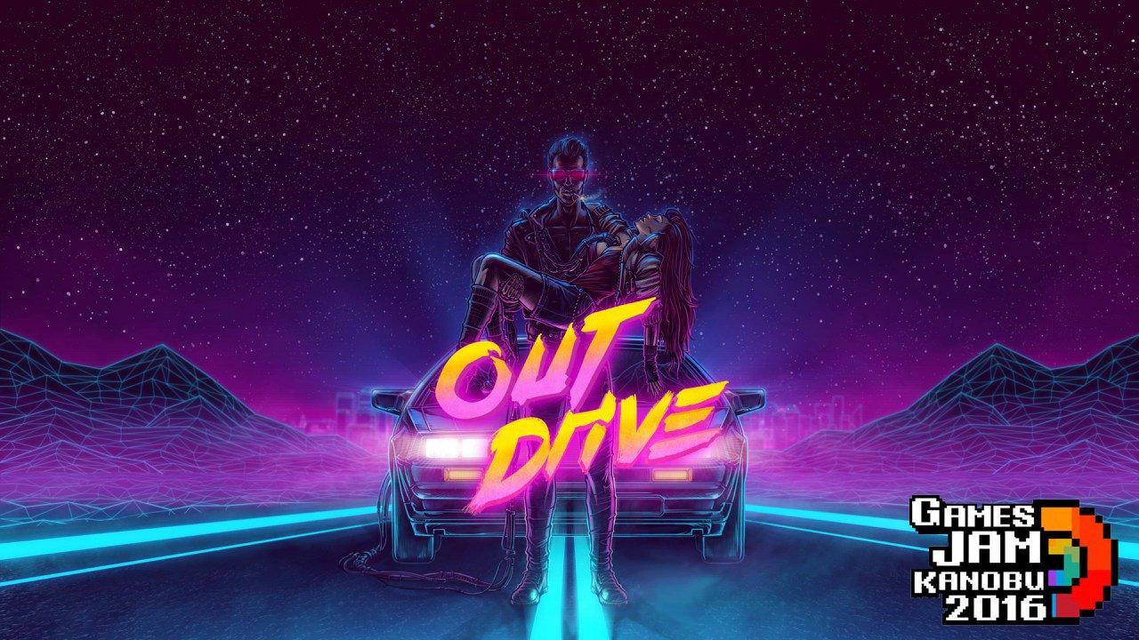 OutDrive приехала на Games Jam. - Изображение 1