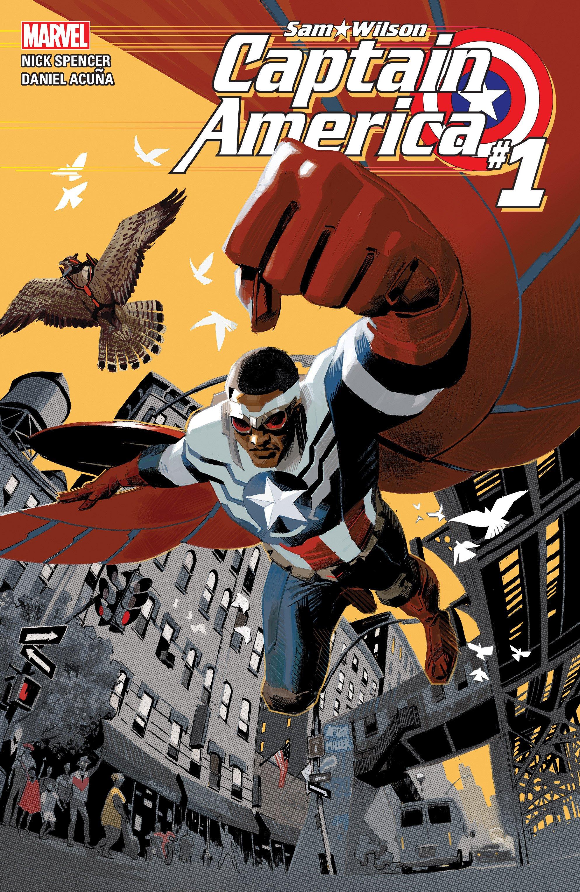Обзор-мнение комиксов All-New All-Different Marvel, часть 2. - Изображение 13