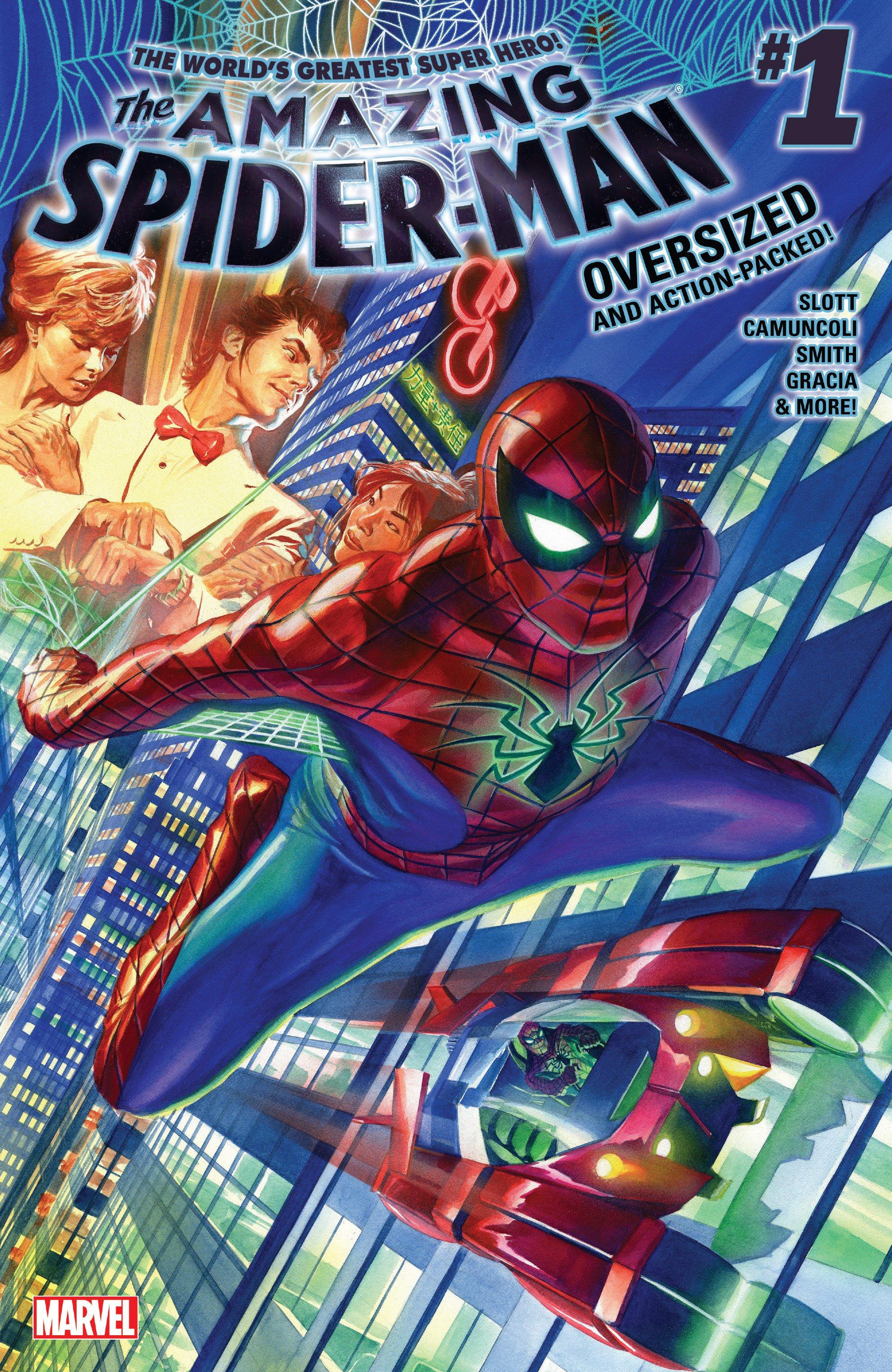 Обзор-мнение комиксов All-New All-Different Marvel, часть 2. - Изображение 2