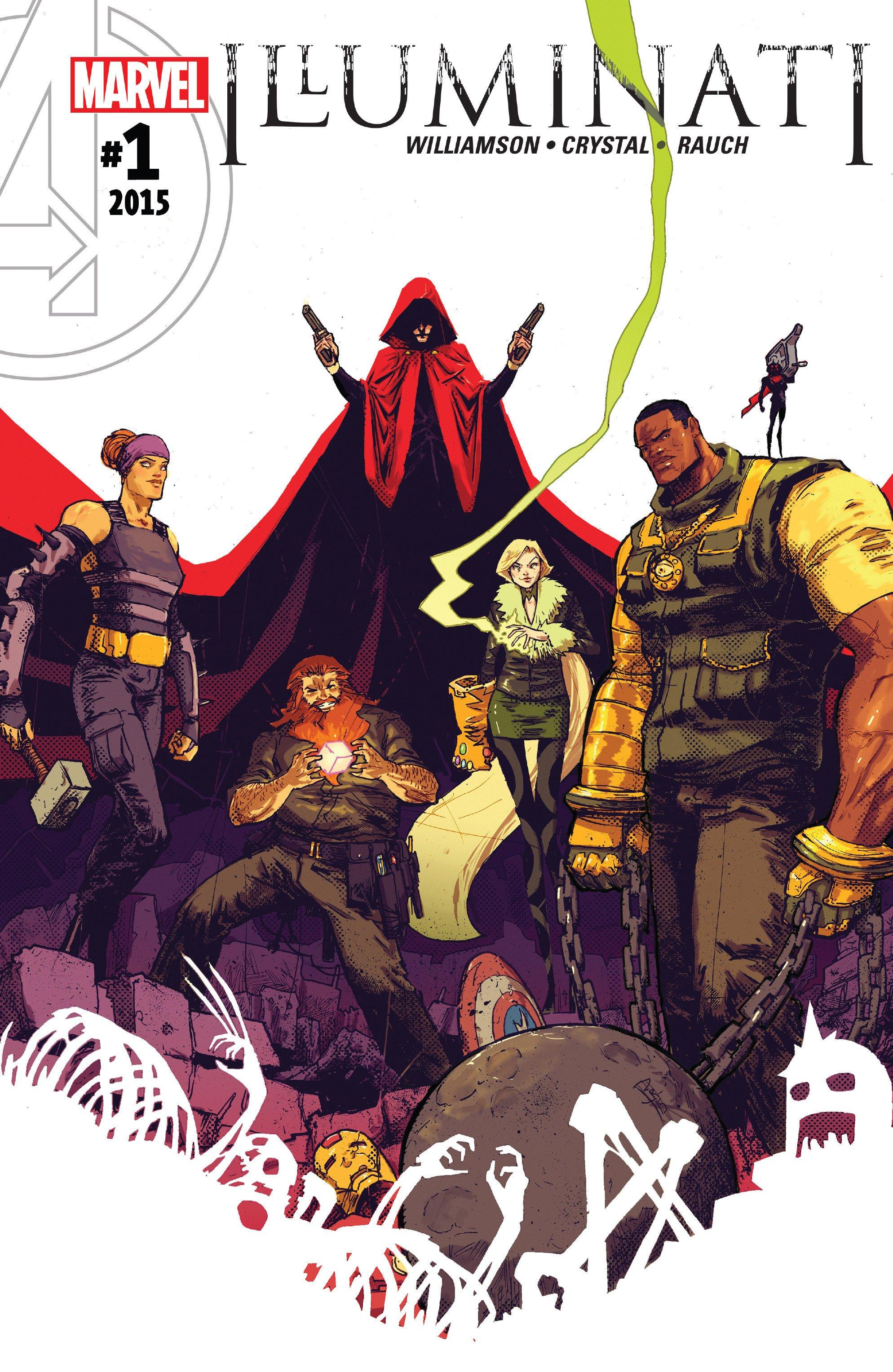 Обзор-мнение комиксов All-New All-Different Marvel, часть 2. - Изображение 18
