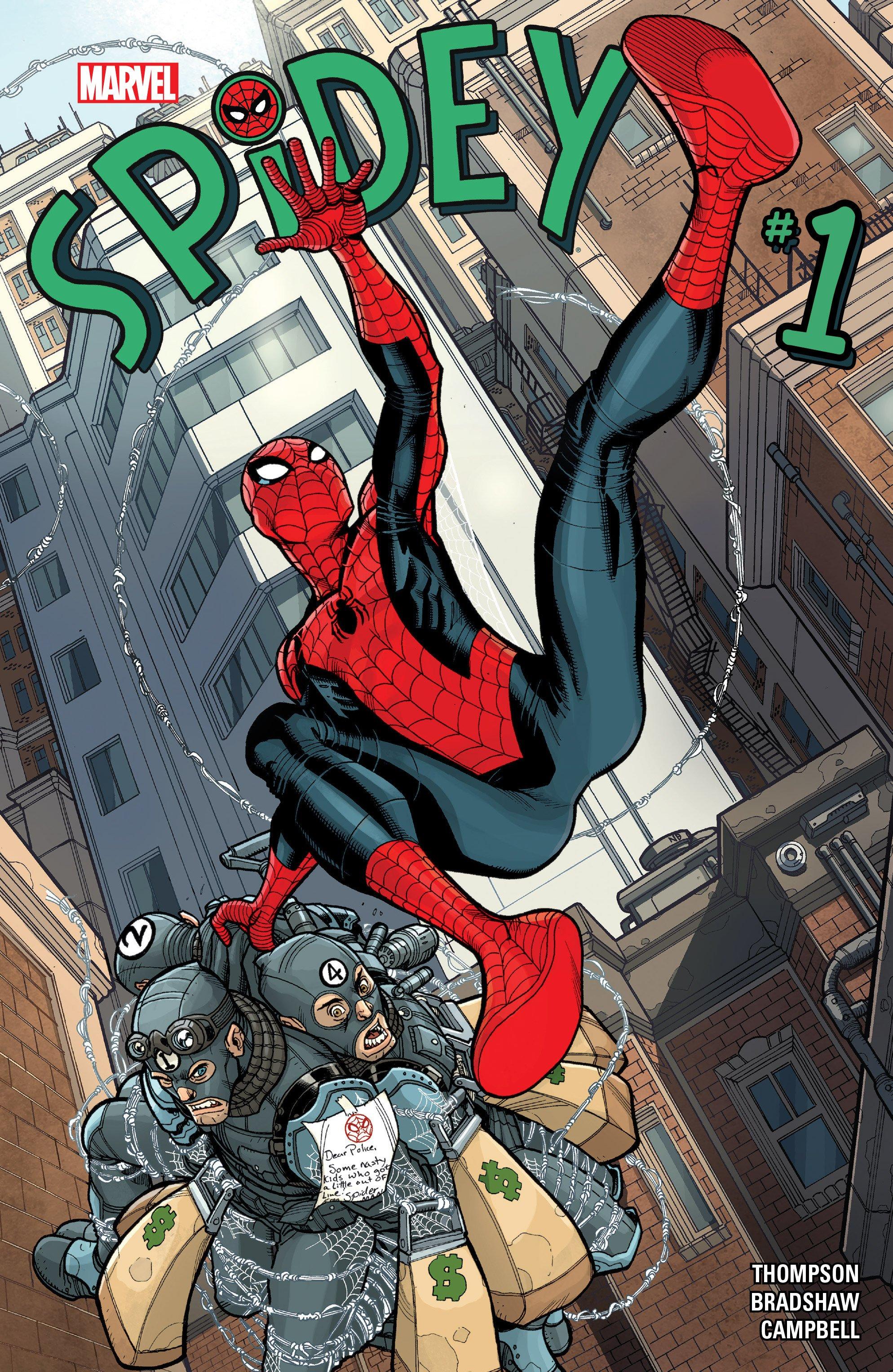 Обзор-мнение комиксов All-New All-Different Marvel, часть 2. - Изображение 8