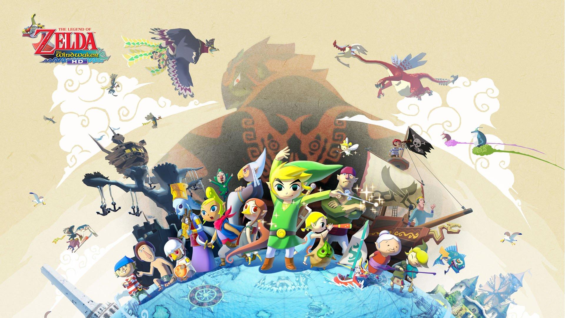 Думаю, что не так уж и много здесь обладателей Wii U и фанатов The Legend of Zelda. Потому хочу поделиться своими  ... - Изображение 8