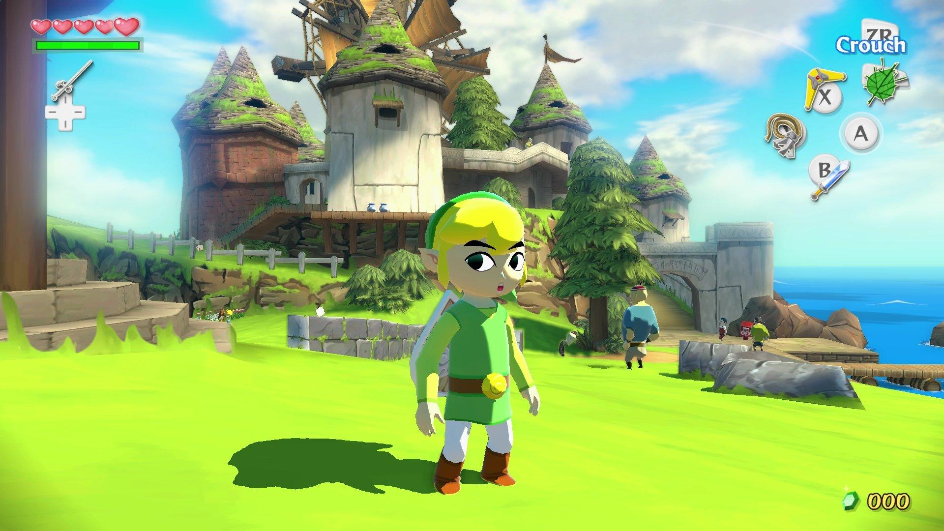 Думаю, что не так уж и много здесь обладателей Wii U и фанатов The Legend of Zelda. Потому хочу поделиться своими  ... - Изображение 7