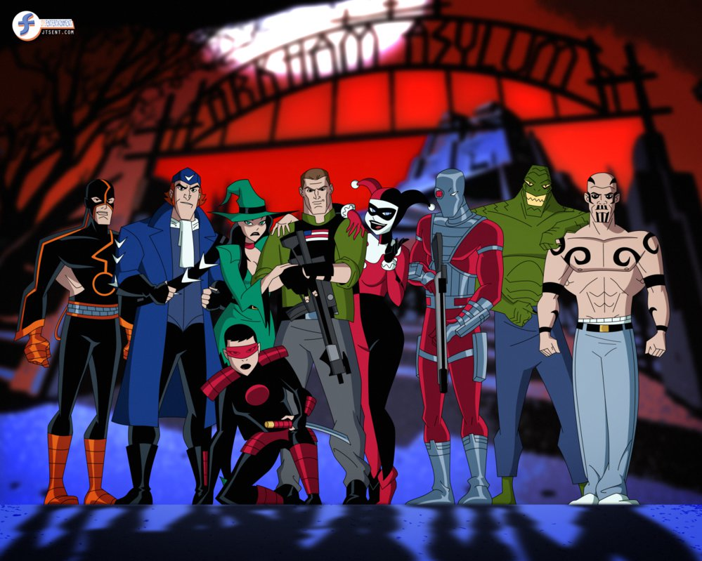 Suicide squad Bruce Timm style! - Изображение 1