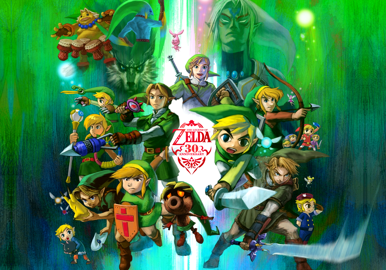 The Legend of Zelda: 30th anniversary - Изображение 1