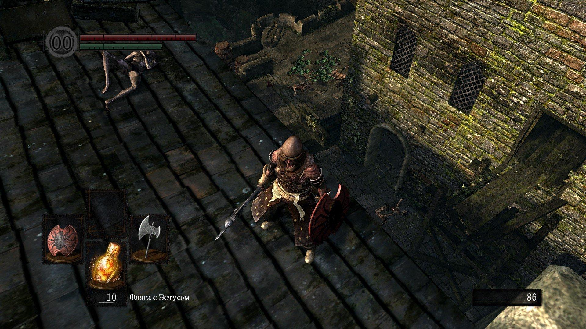 Вопль-прохождение Dark Souls часть 1 (ЗАПИСЬ) ... еще не решил, как это называть! - Изображение 7