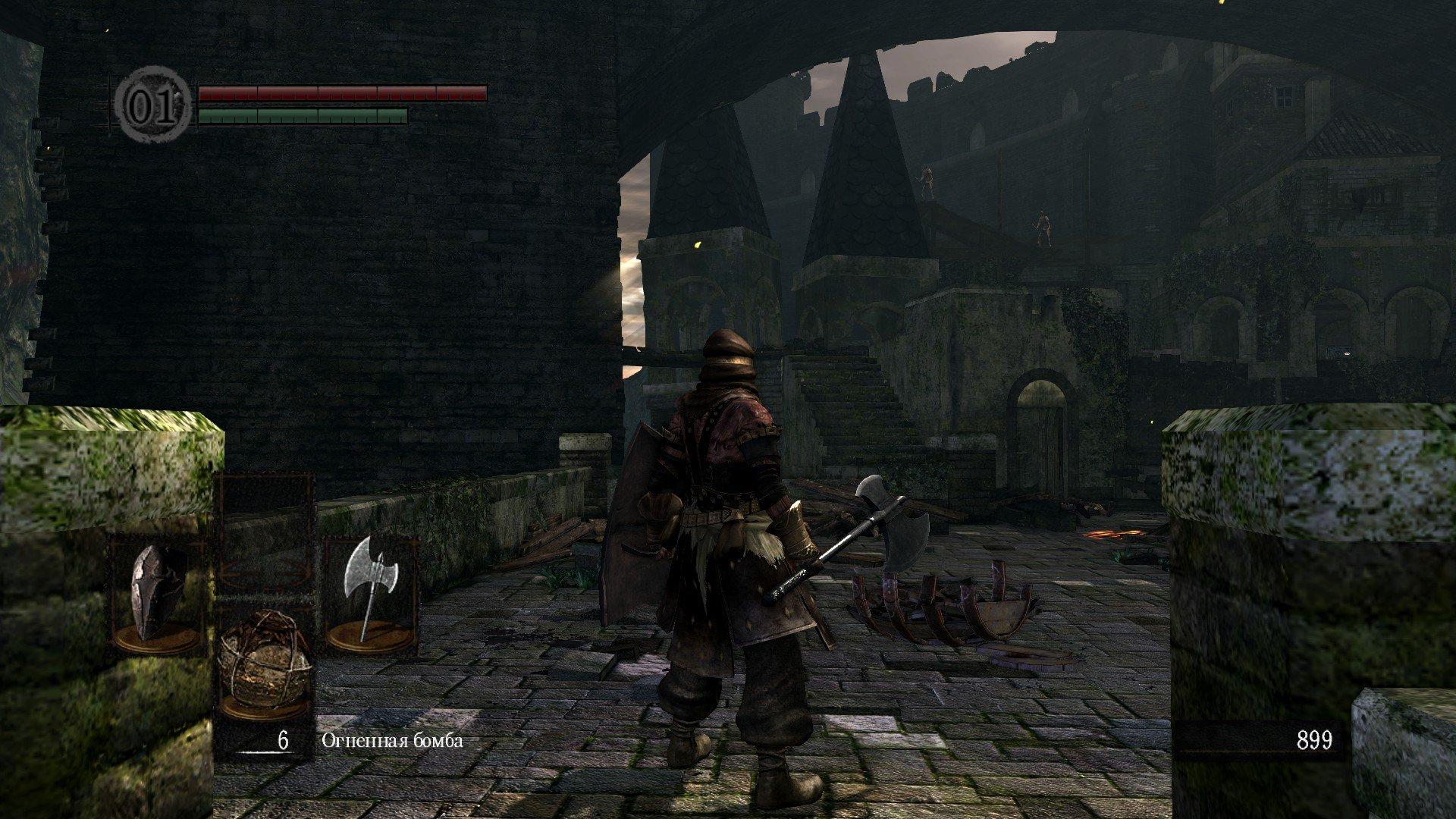 Вопль-прохождение Dark Souls часть 1 (ЗАПИСЬ) ... еще не решил, как это называть! - Изображение 8