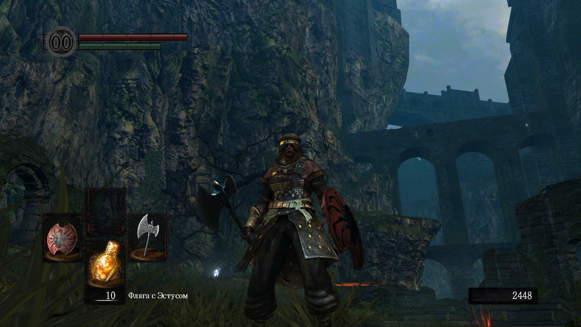 Вопль-прохождение Dark Souls часть 1 (ЗАПИСЬ) ... еще не решил, как это называть! - Изображение 6