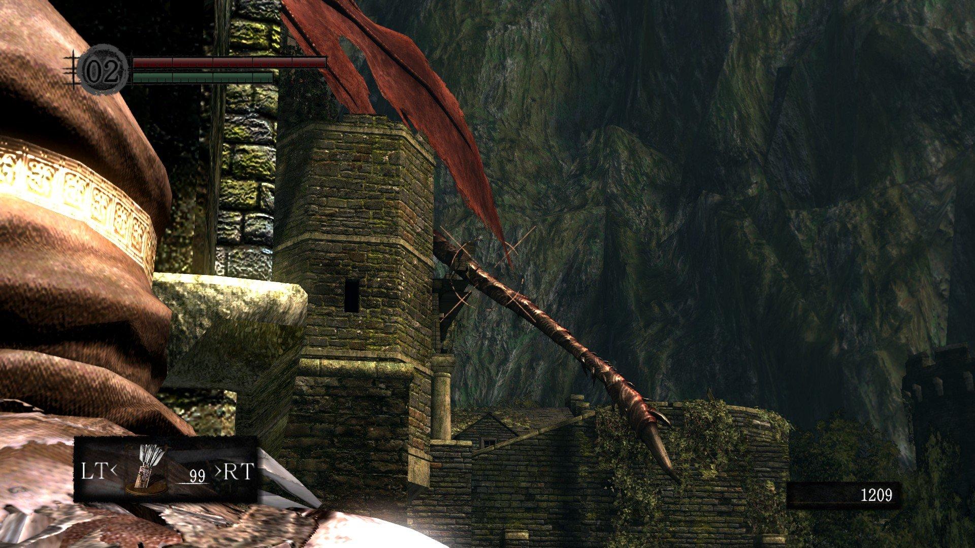 Вопль-прохождение Dark Souls часть 1 (ЗАПИСЬ) ... еще не решил, как это называть! - Изображение 11