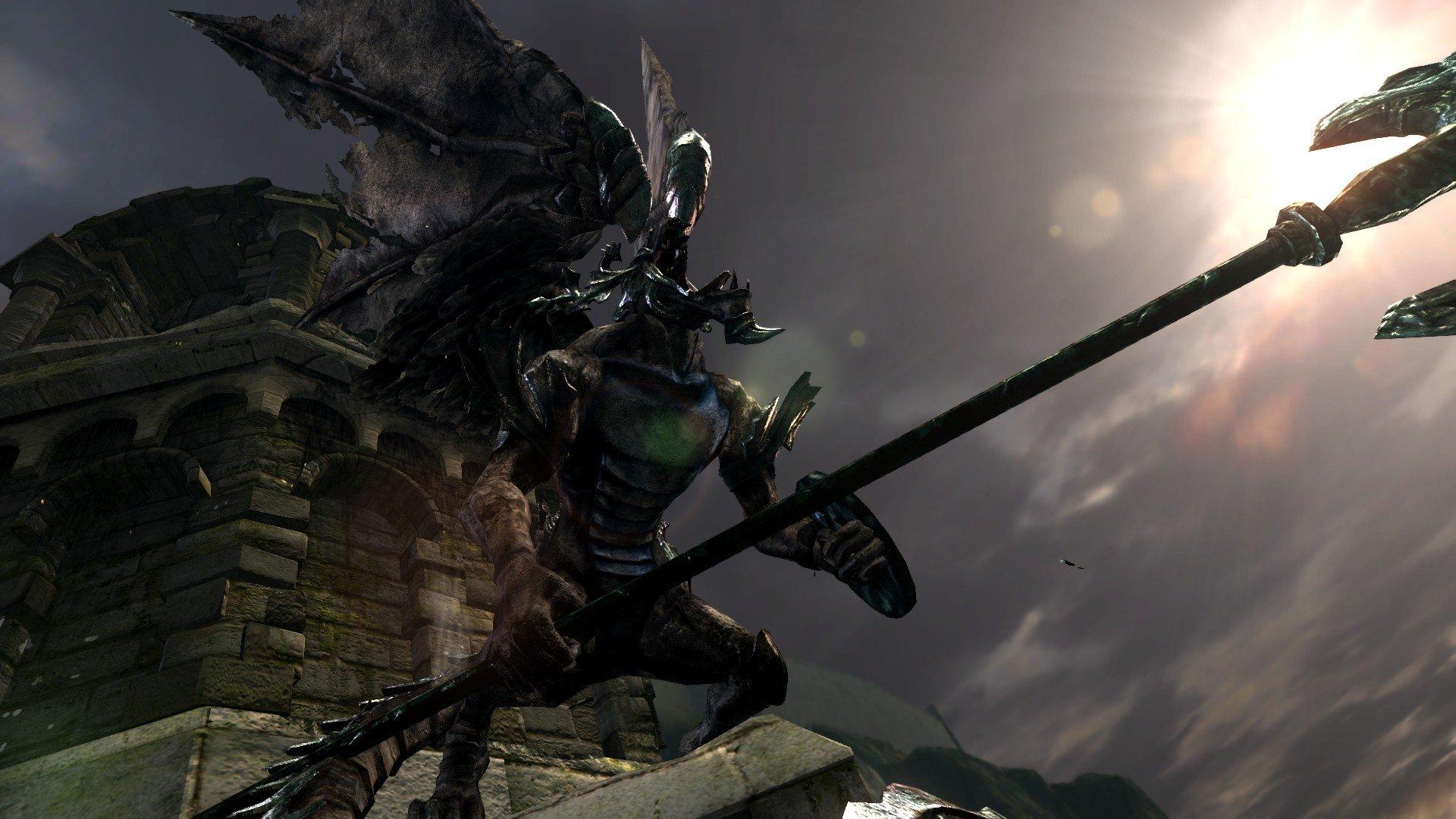 Вопль-прохождение Dark Souls часть 2 ... все в одном посте ... все еще думаю над названием!. - Изображение 3