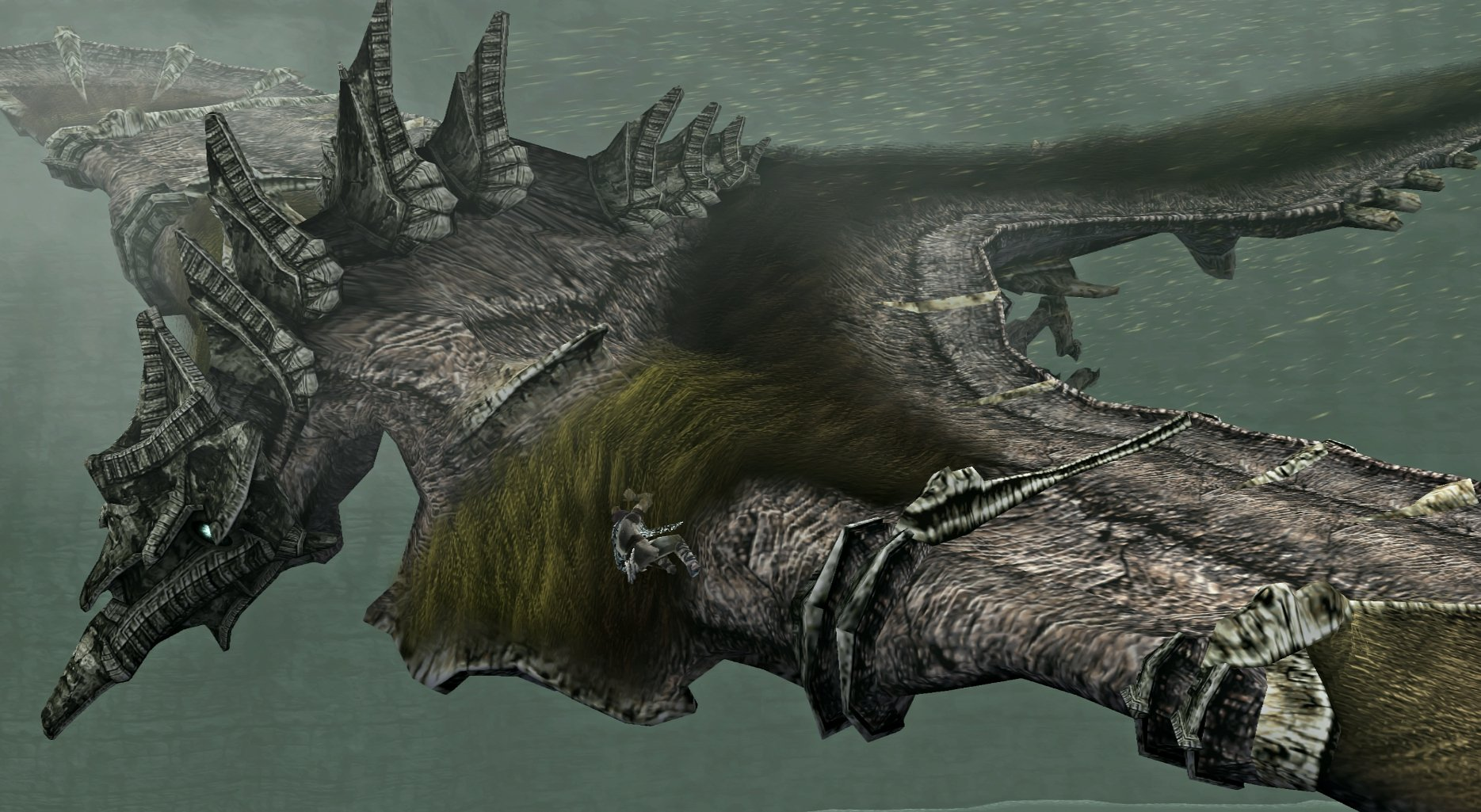 Shadow of the Colossus как игра для души. - Изображение 5