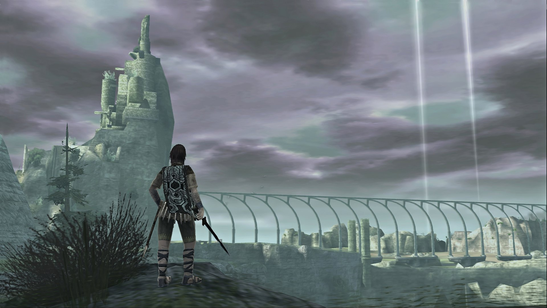 Shadow of the Colossus как игра для души. - Изображение 3
