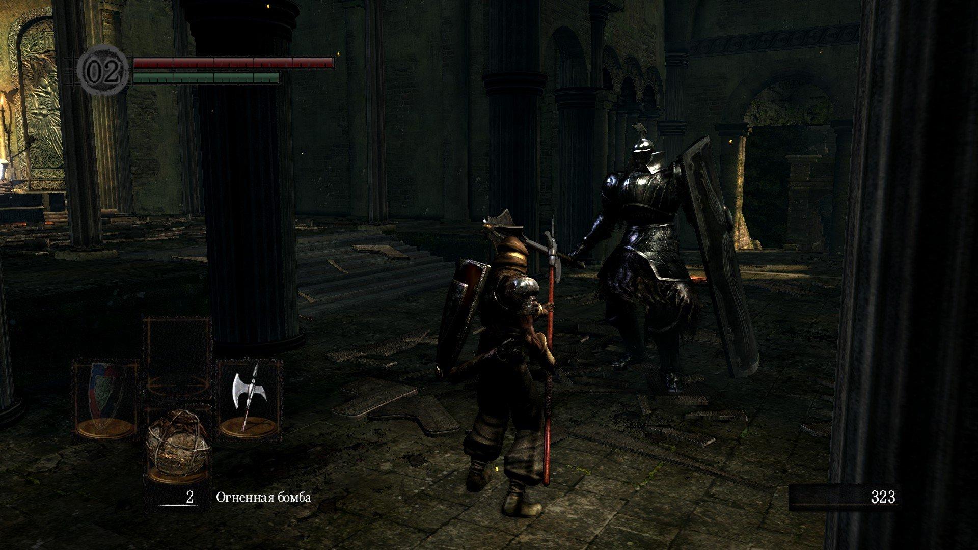Вопль-прохождение Dark Souls часть 2 ... все в одном посте ... все еще думаю над названием!. - Изображение 2
