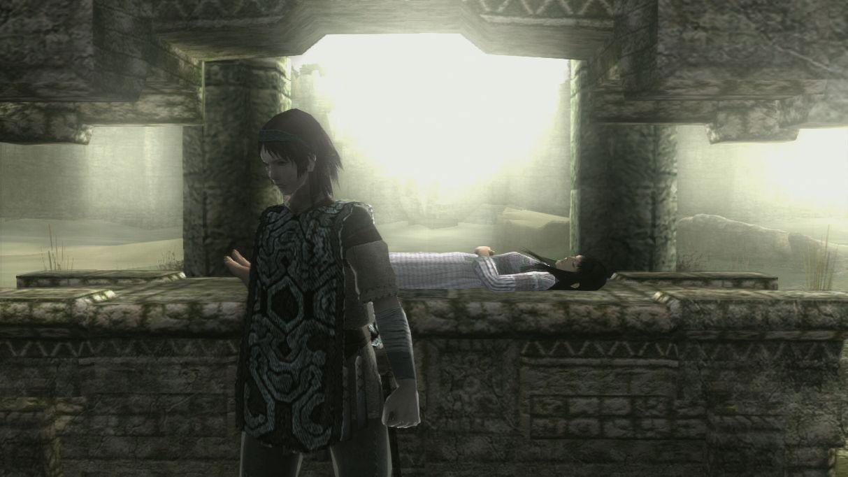 Shadow of the Colossus как игра для души. - Изображение 2