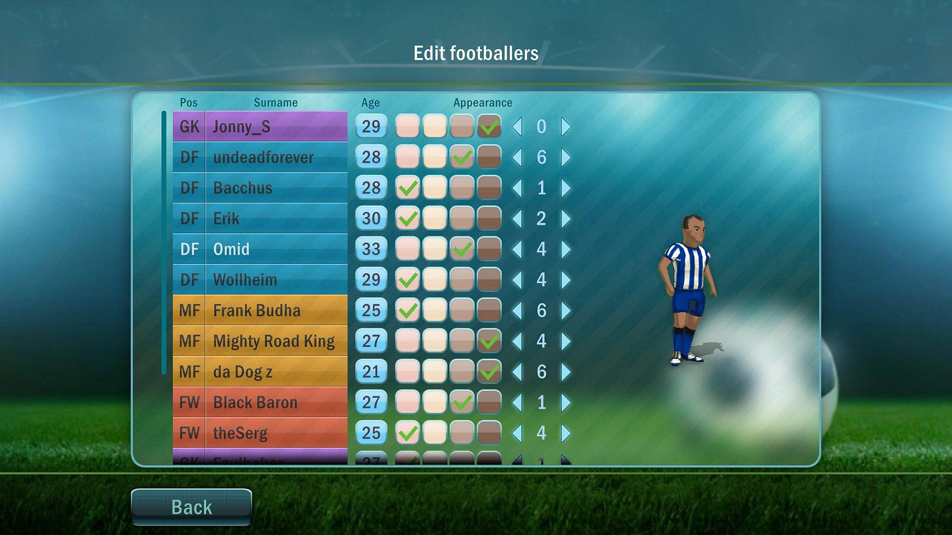 Футбольный Rogue-lite - на GamesJamKanobu - Изображение 4