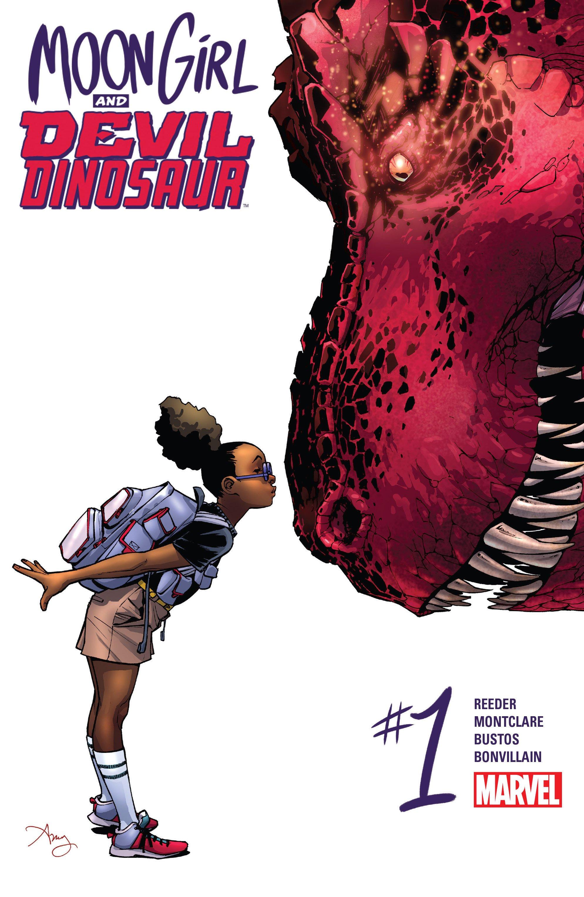 Обзор-мнение комиксов All-New All-Different Marvel, часть 3. - Изображение 2