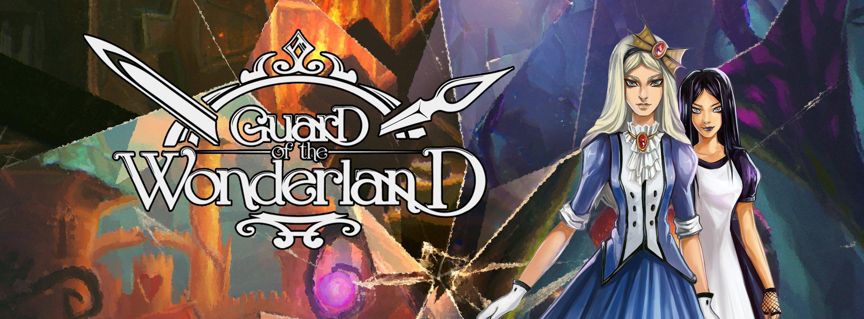 Guard of the Wonderland на #GamesJam - Изображение 1