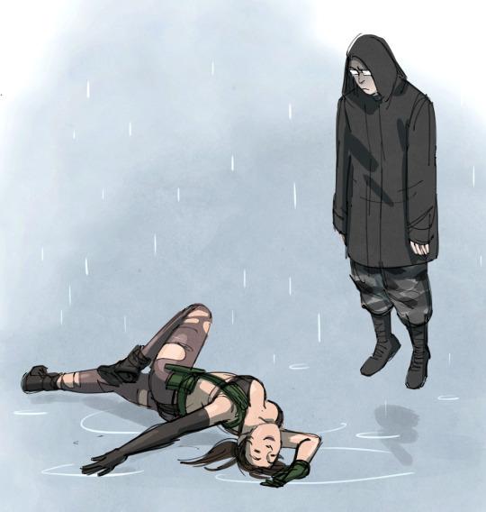 Разбор сюжета The Phantom Pain. Всё это уже было в Portable Ops? - Изображение 15