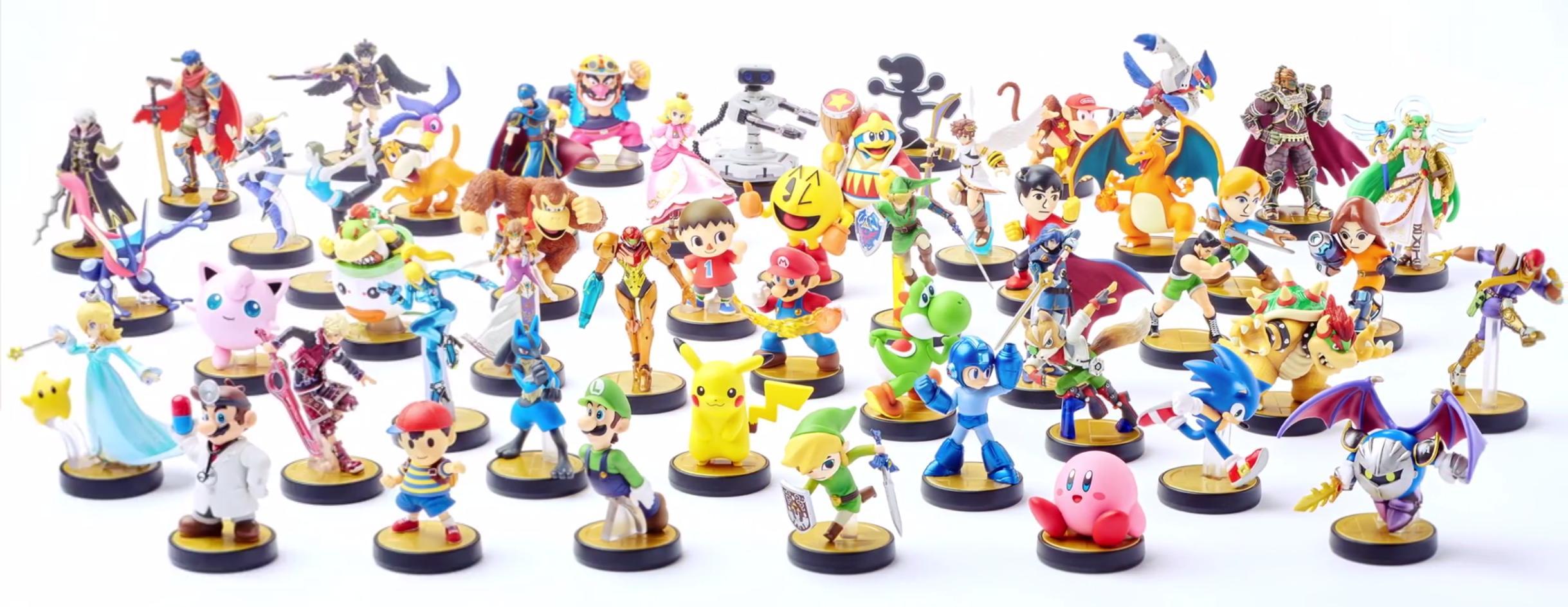 Пластиковые куколки персонажей Nintendo популярнее видеоигр компании - Изображение 2