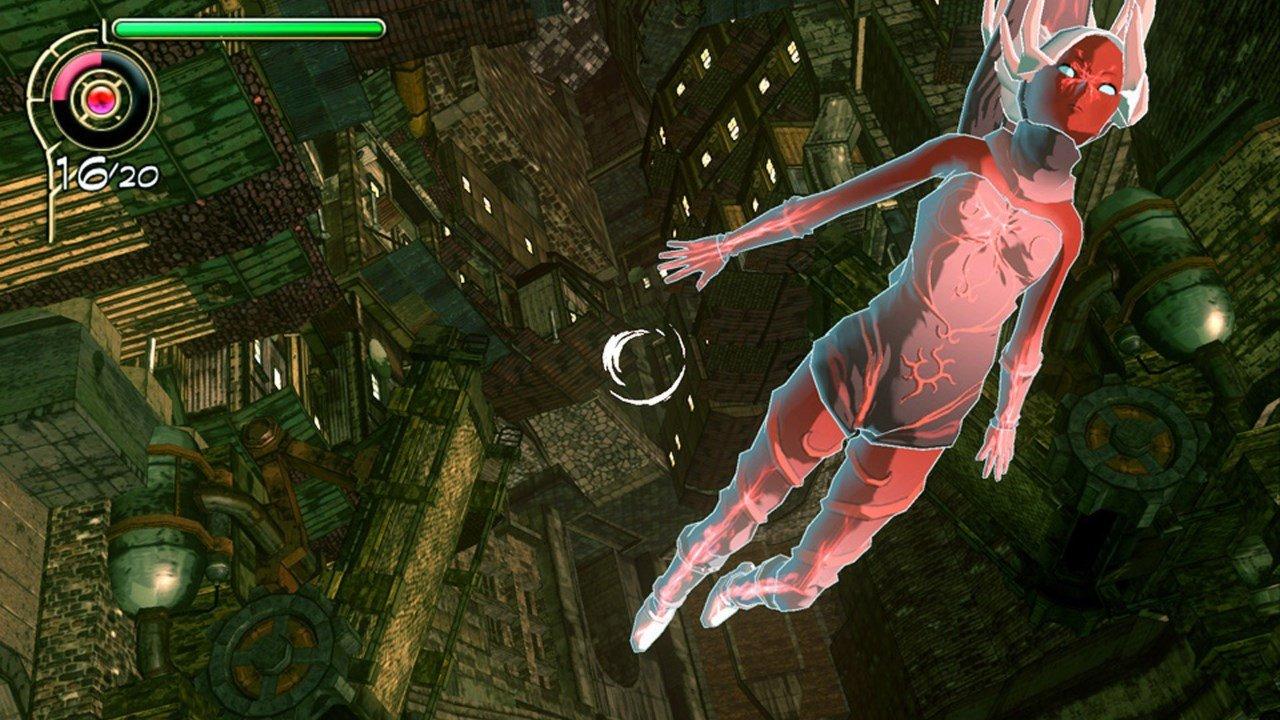 Gravity Rush Remastered - Изображение 4