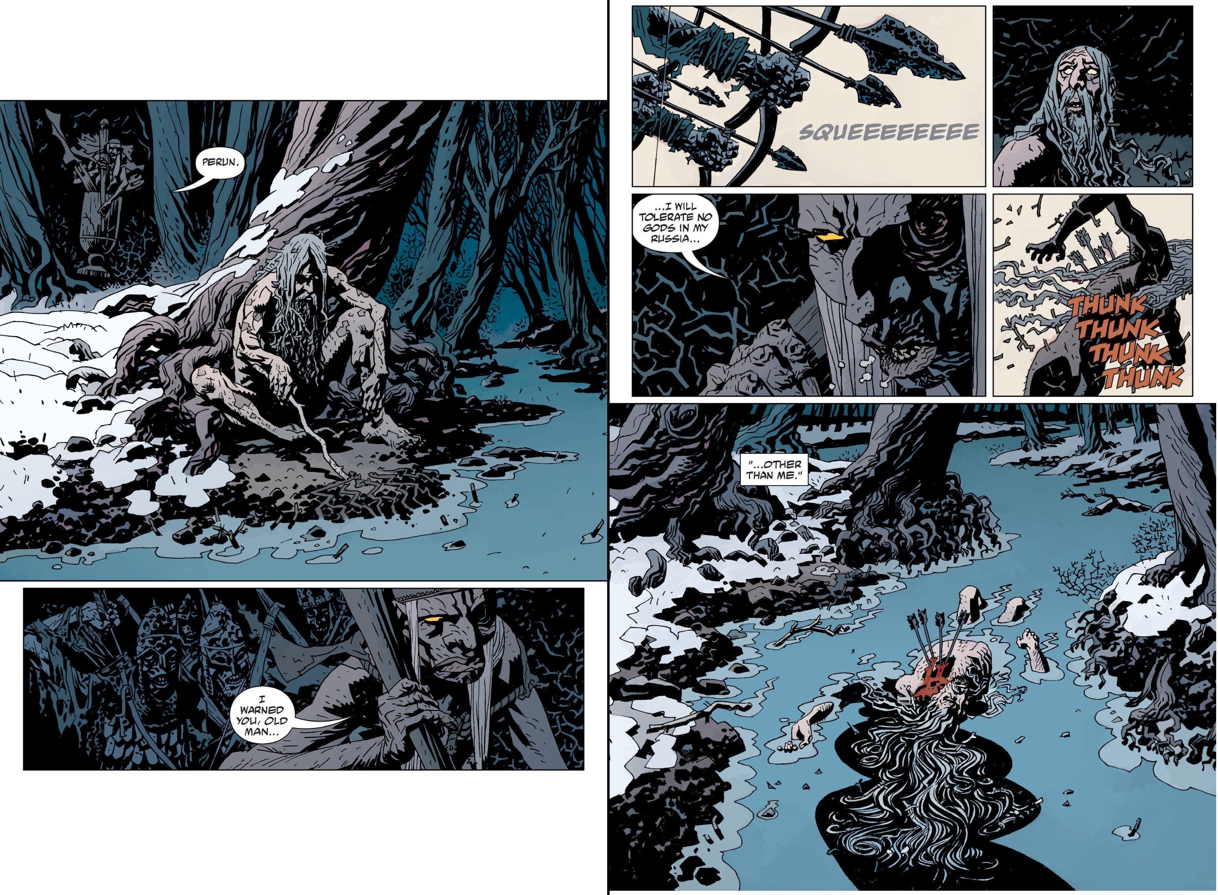 Игры и фильмы по комиксам: Hellboy - Изображение 4
