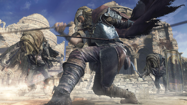 Новые скриншоты Dark Souls 3 - Изображение 2