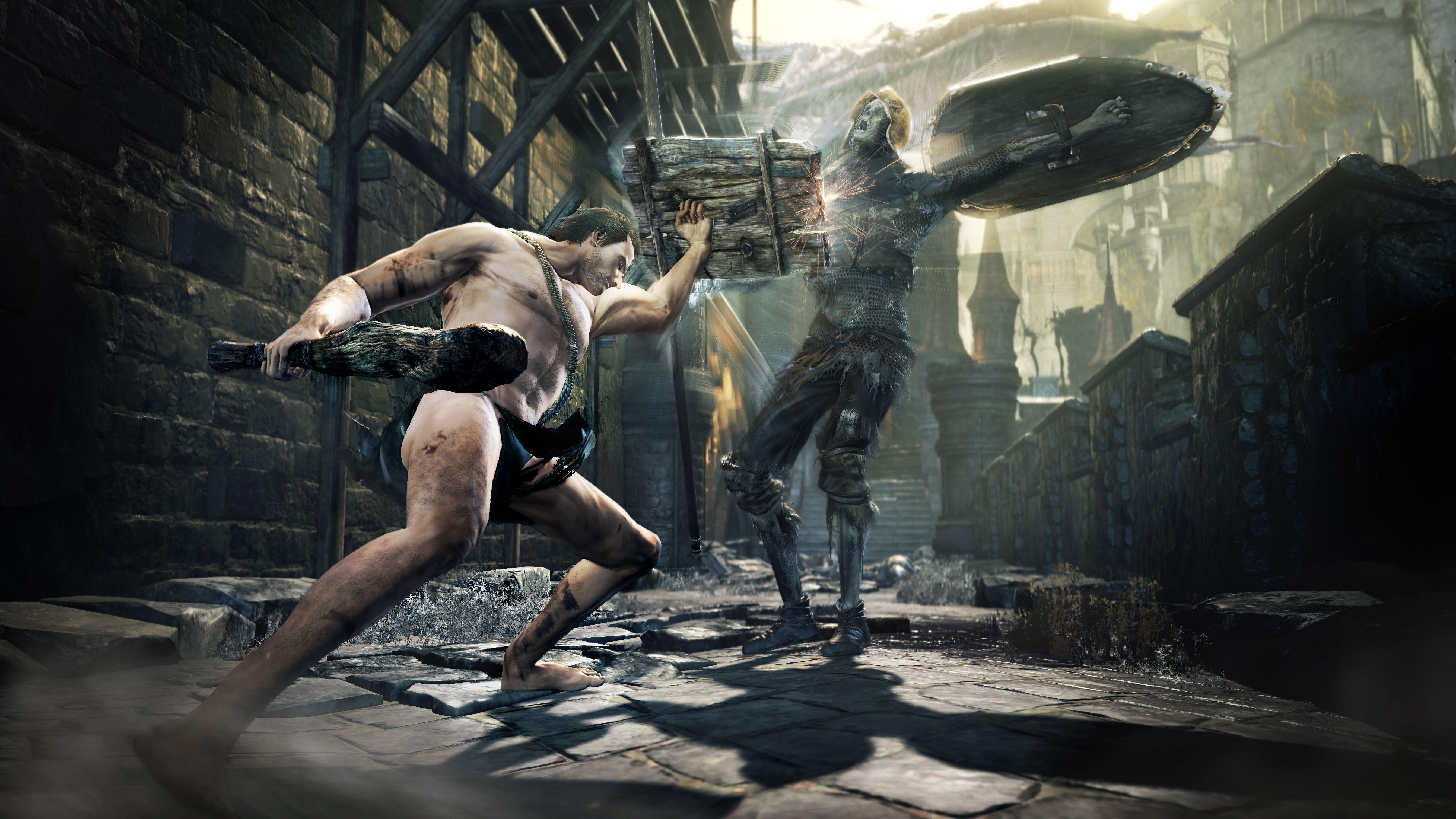 Новые скриншоты Dark Souls 3. - Изображение 4