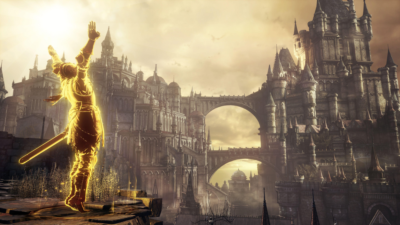 Новые скриншоты Dark Souls 3. - Изображение 6