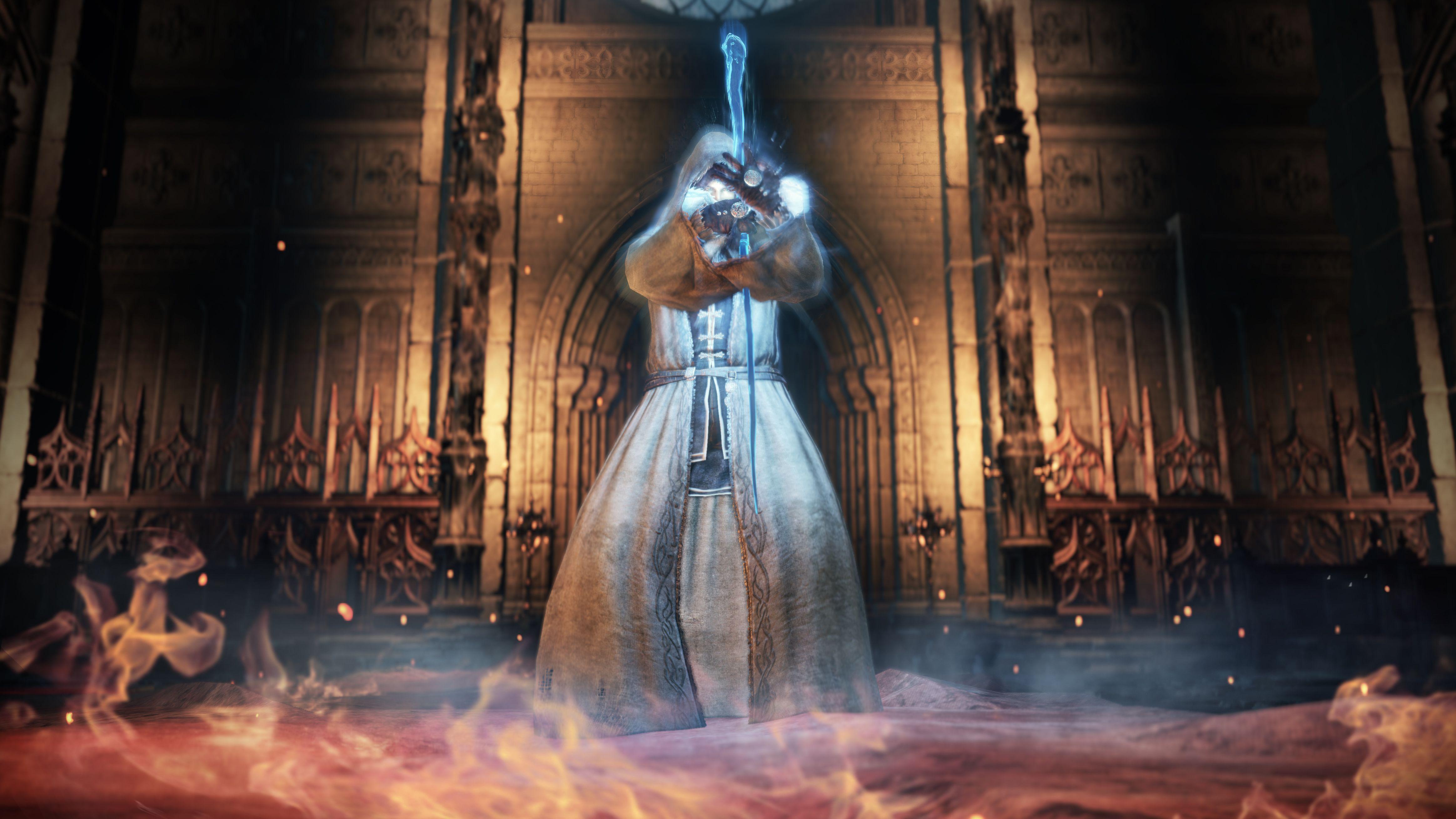 Новые скриншоты Dark Souls 3. - Изображение 10
