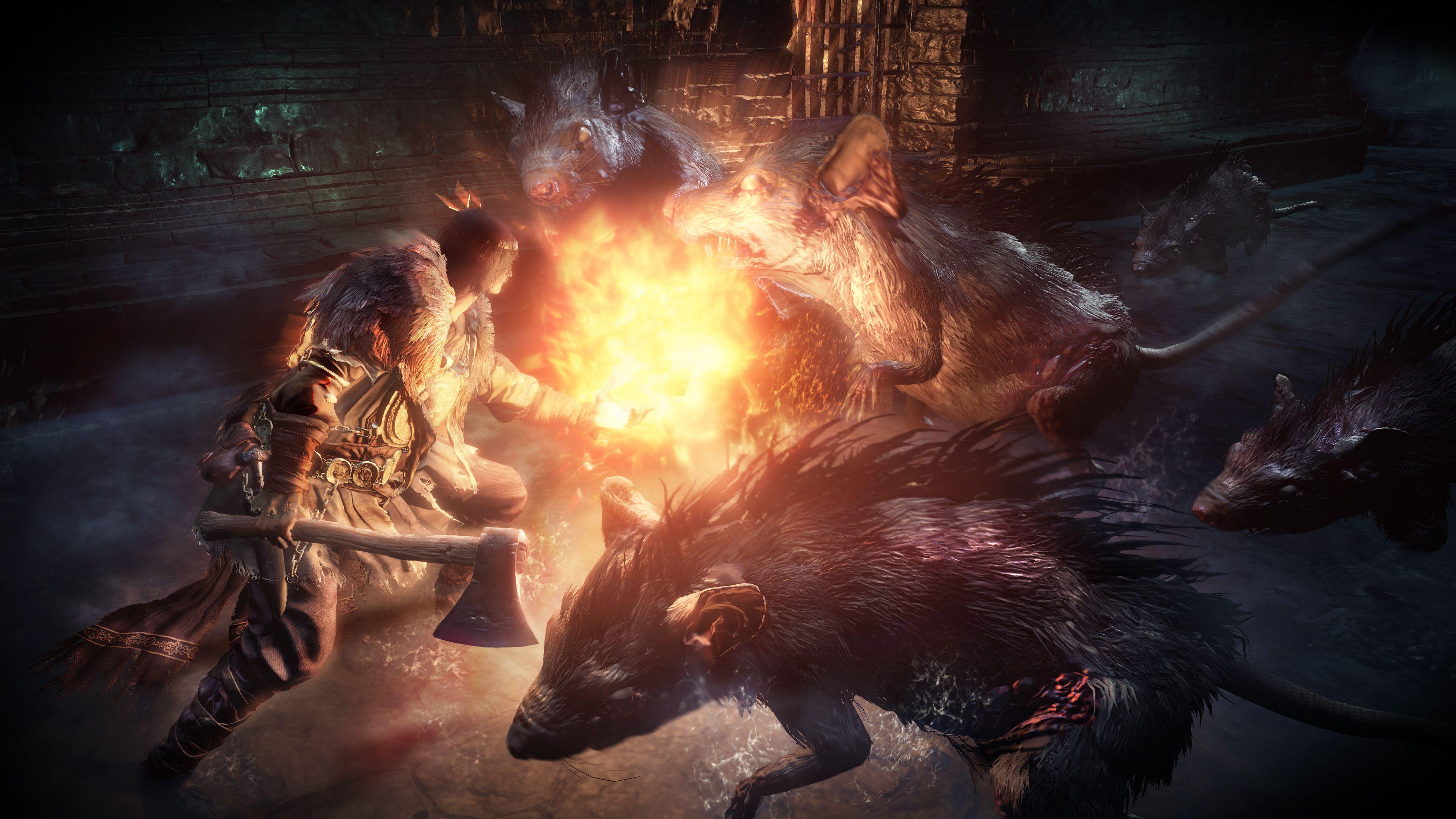 Новые скриншоты Dark Souls 3 - Изображение 3