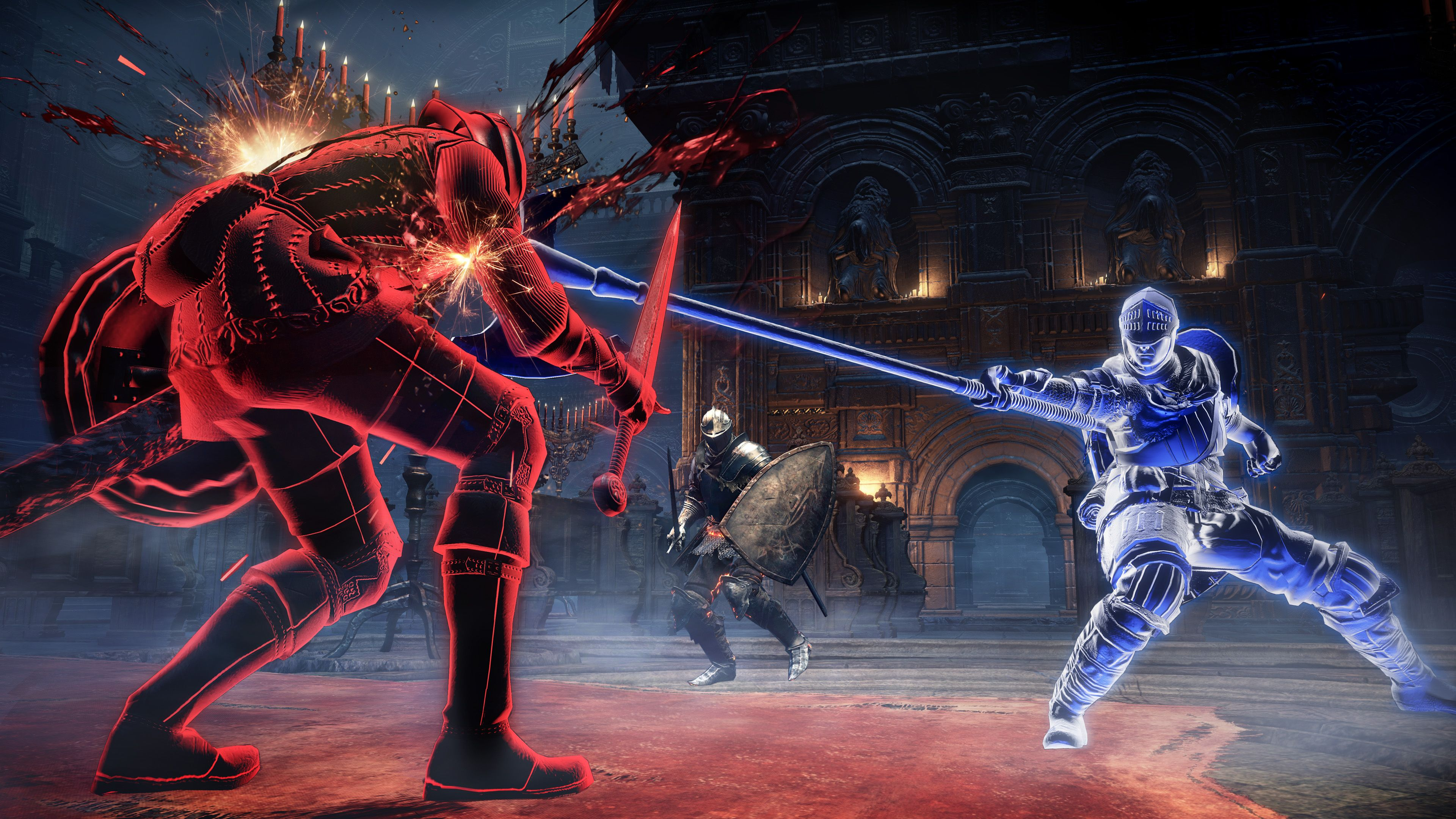 Новые скриншоты Dark Souls 3. - Изображение 12