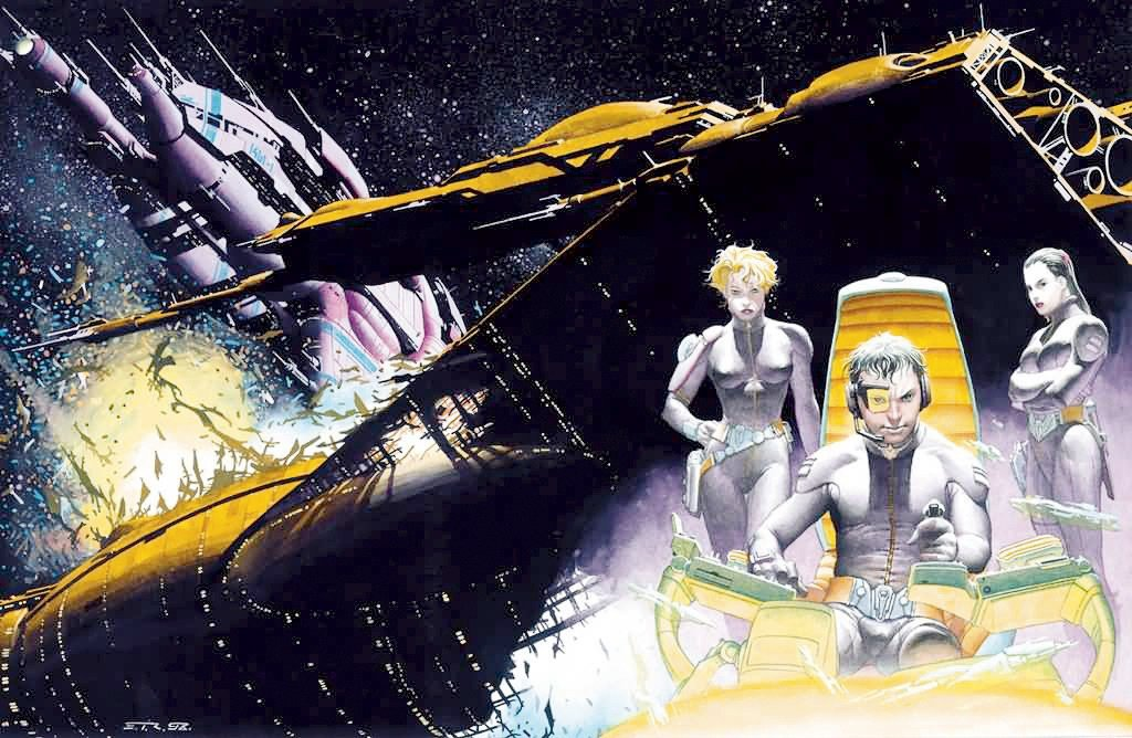 Беллетристика #1 или Как русские покорят космос - Изображение 4