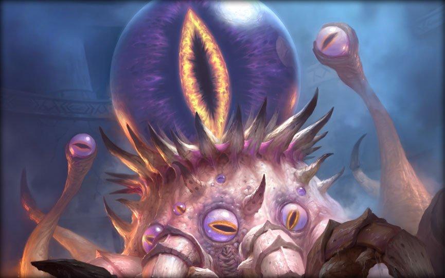 [Hearthstone] Пробуждение Древних Богов - новое дополнение выйдет уже в мае - Изображение 1