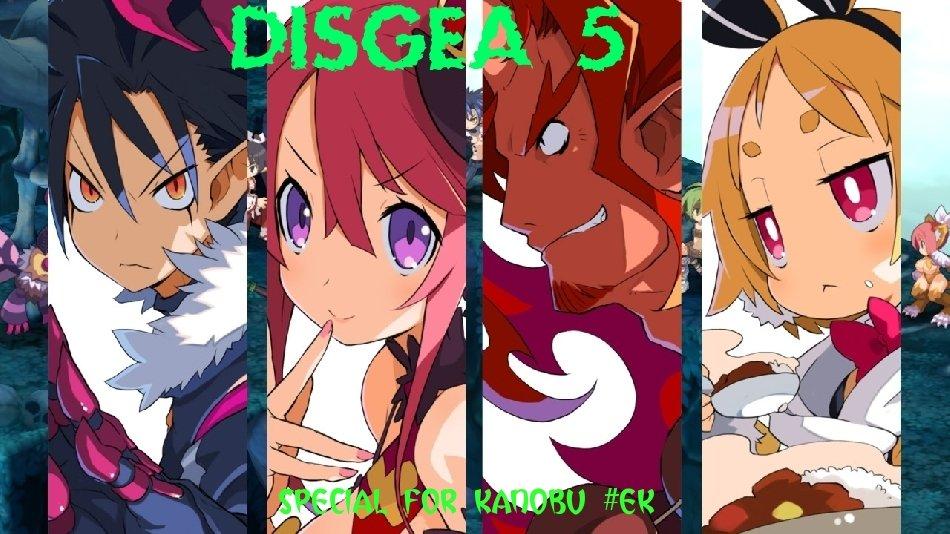 С любовью к Disgaea 5 - Изображение 1