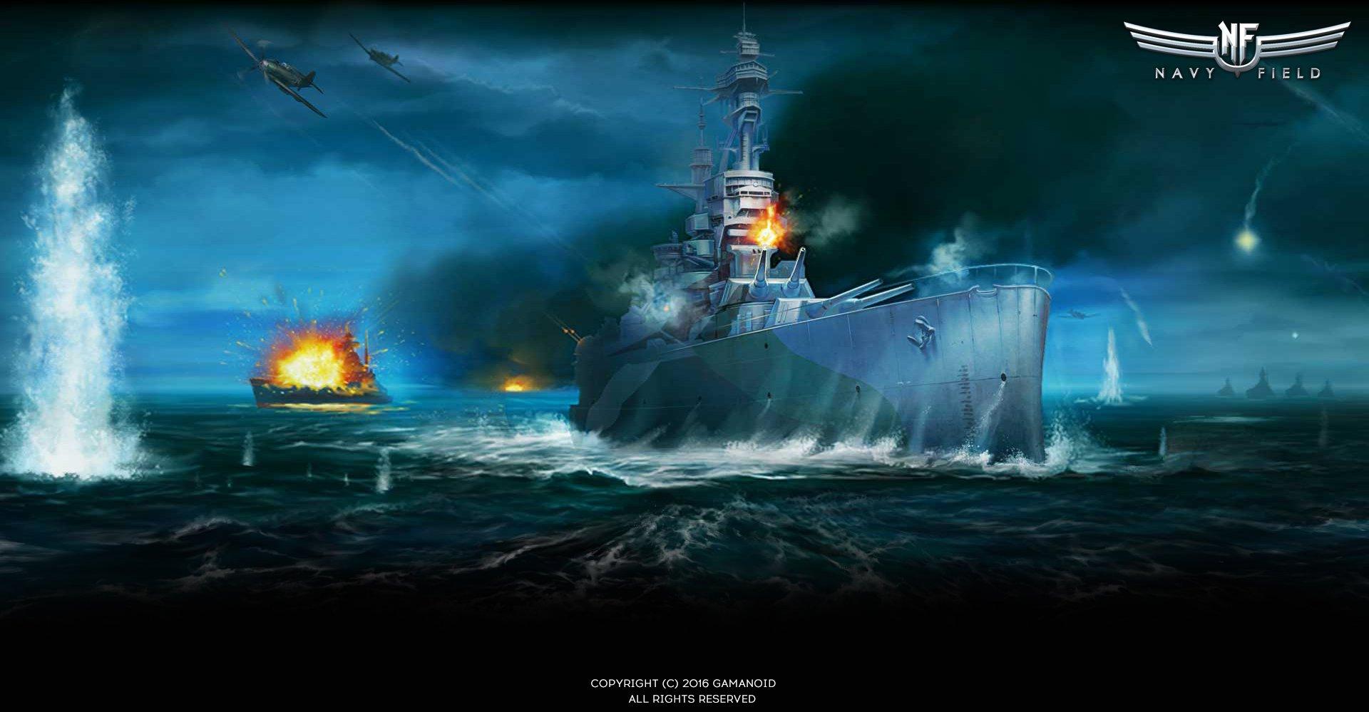 «Прогулки» по Navy Field Mobile - Изображение 1