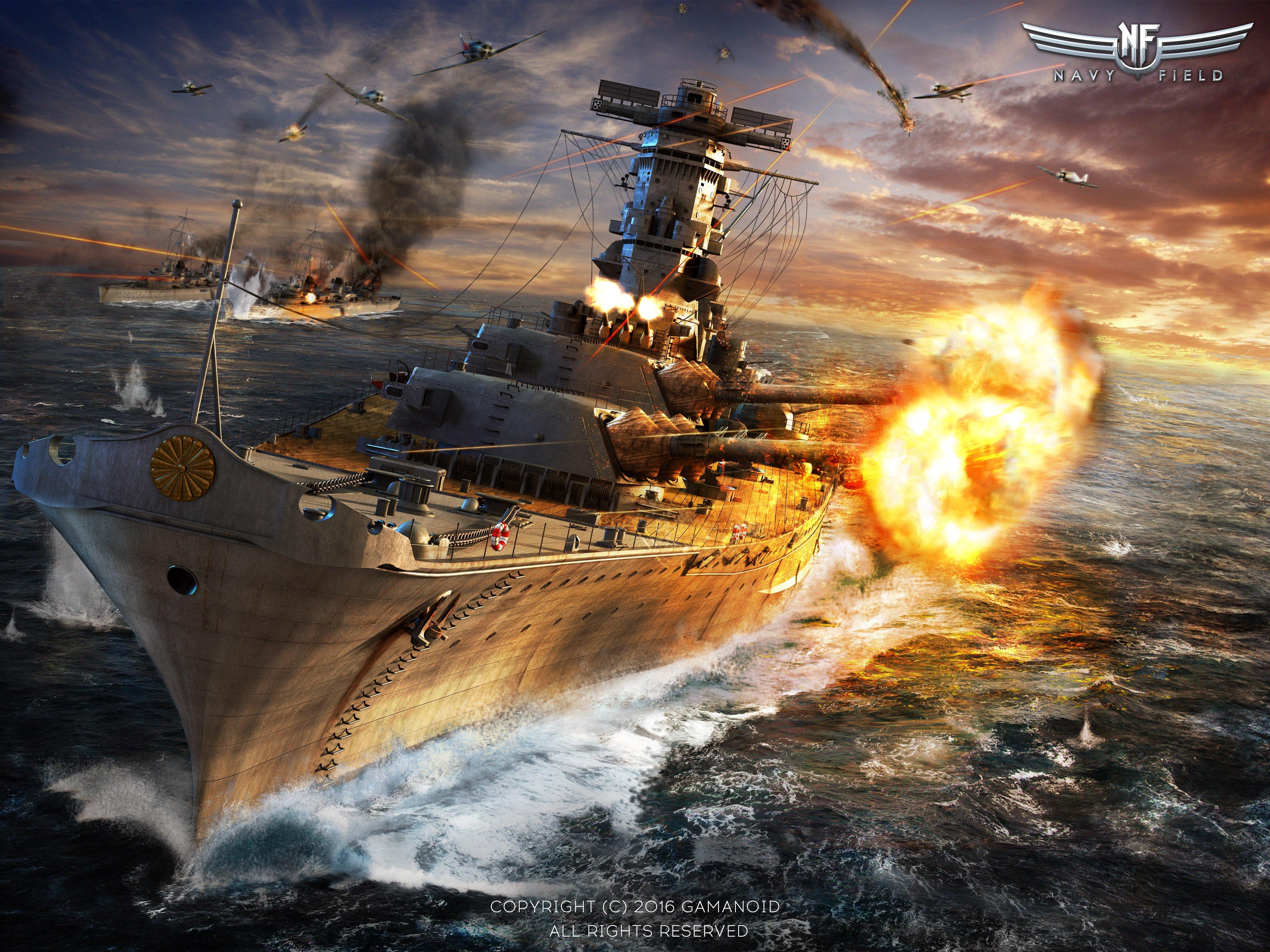 «Прогулки» по Navy Field Mobile - Изображение 3