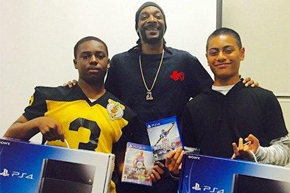 Sony подарила Снуп Доггу PlayStation 4 - Изображение 1