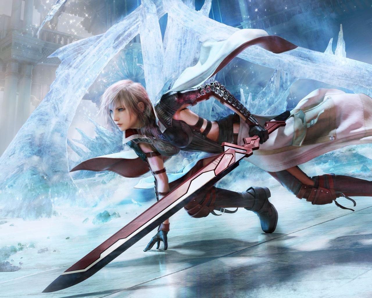 Отличный косплей на Лайт из Lightning Returns: Final Fantasy 13 в исполнении Kilory.      А так же Лайтнин версии  ... - Изображение 1