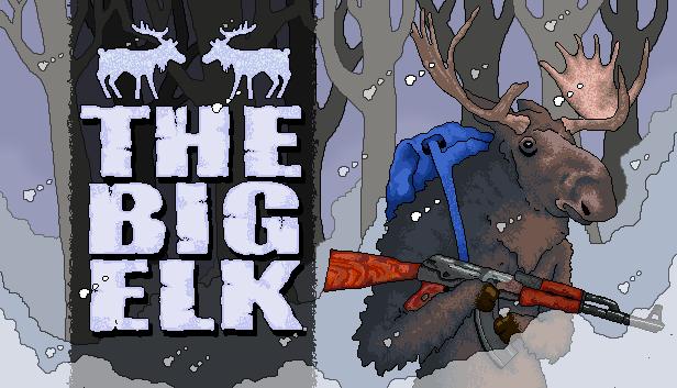 The Big Elk в раннем доступе на Steam! - Изображение 1