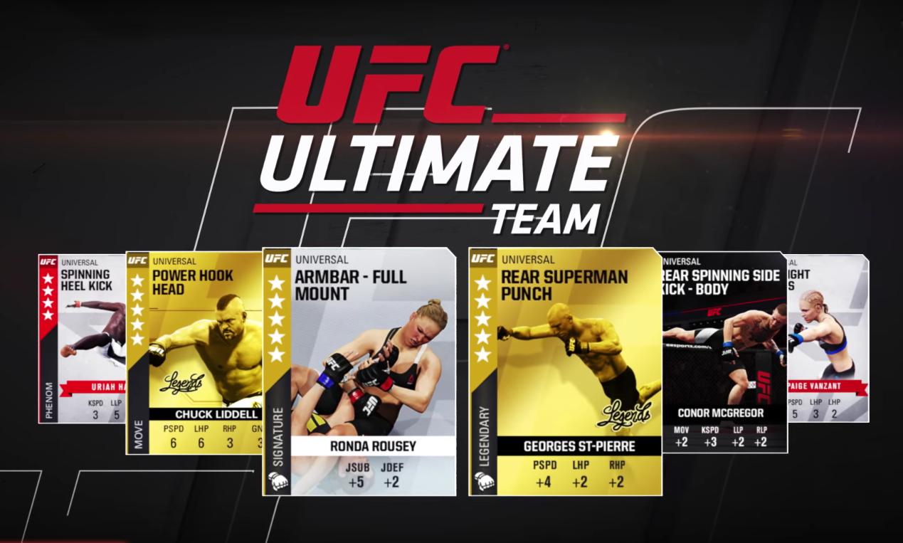 EA SPORTS UFC 2. Первые впечатления.  - Изображение 5