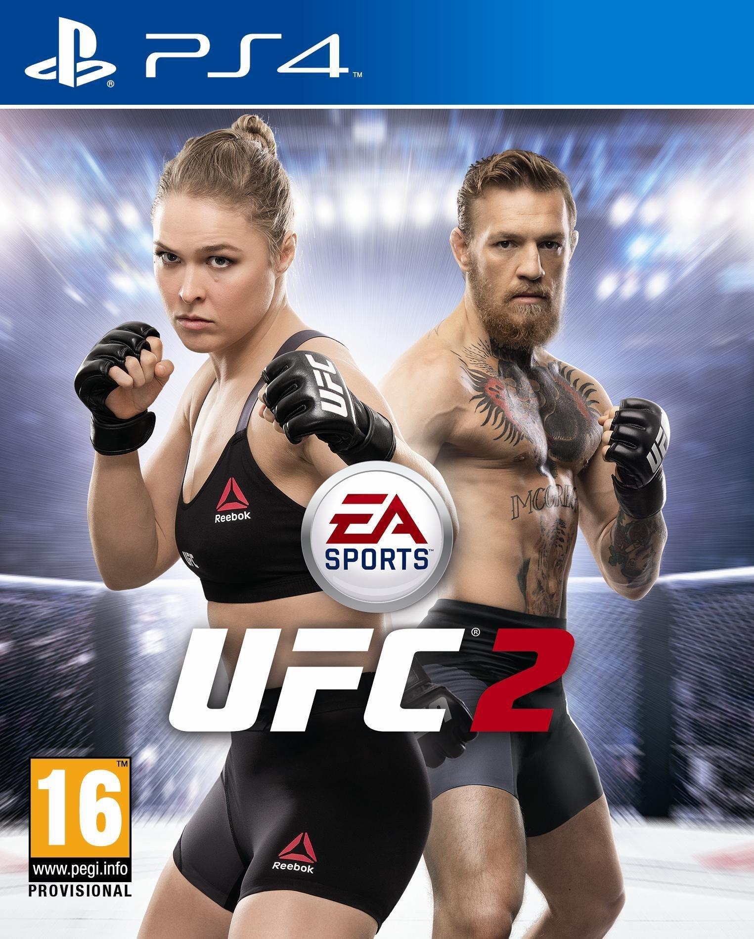 EA SPORTS UFC 2. Первые впечатления.  - Изображение 1
