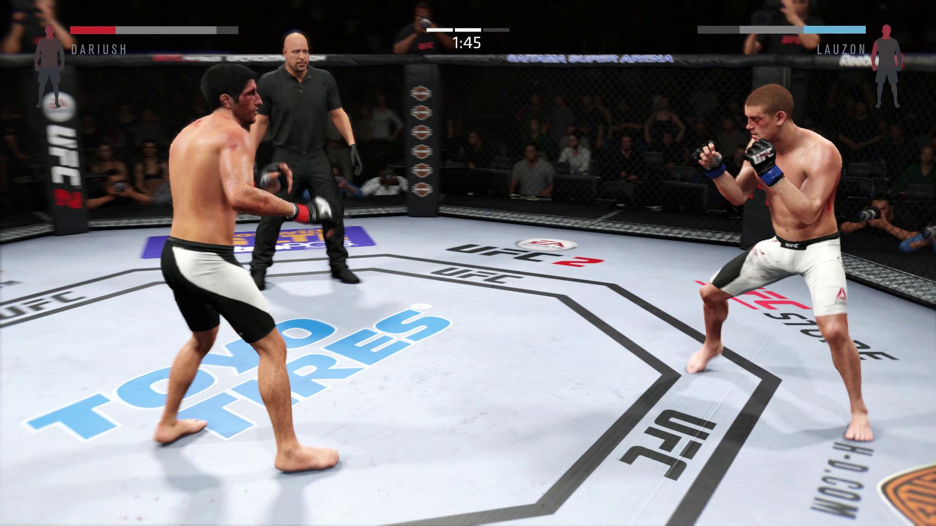 EA SPORTS UFC 2. Первые впечатления.  - Изображение 6