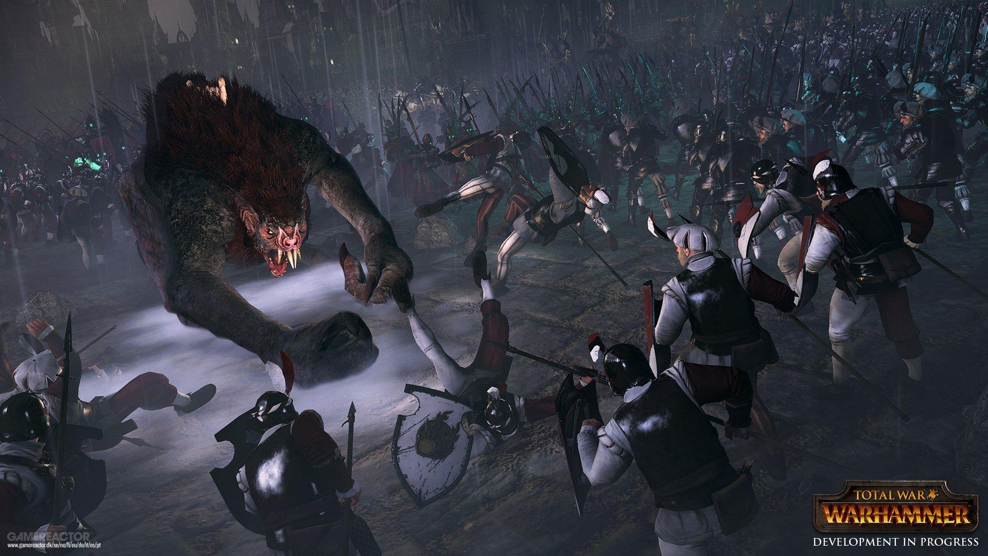 Мертвые идут! Новые видео Total War: WARHAMMER - Изображение 1