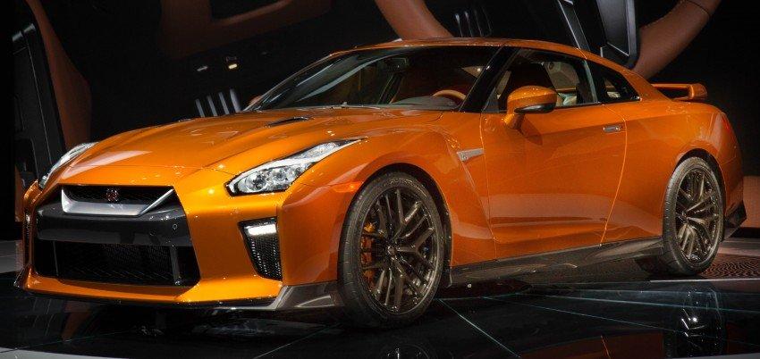 NFS 2015. Nissan GT-R Premium (2017) - Изображение 1