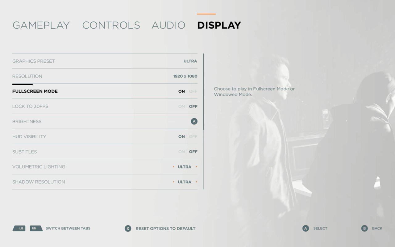 Настройки графики в PC ВЕРСИИ Quantum Break!!! - Изображение 1