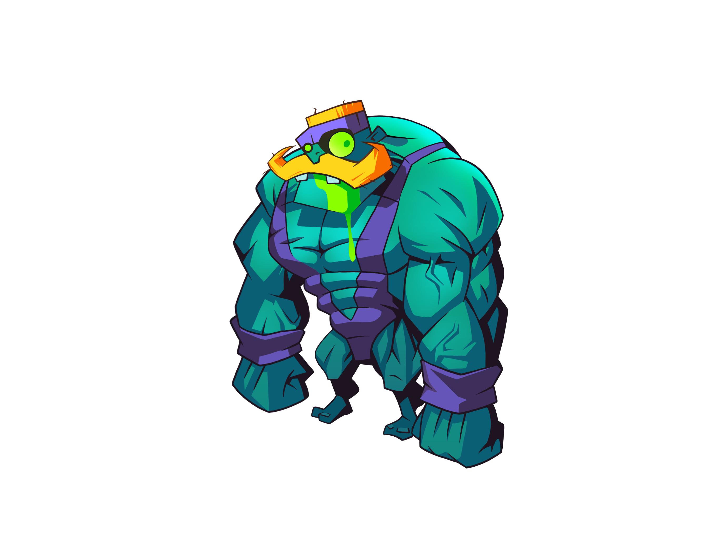 CrystaLords: Обзор персонажей, ч. 1 - Изображение 6